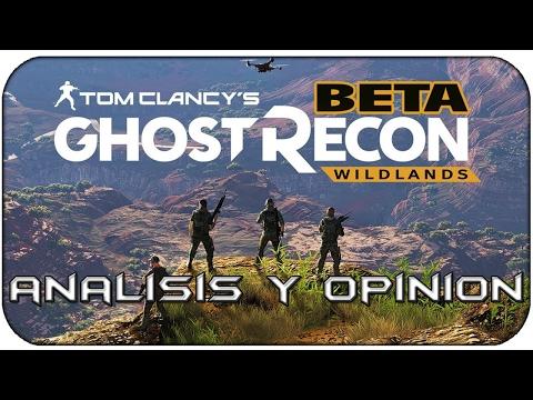 Ghost Recon Wildlands - Análisis y opinión de la beta cerrada