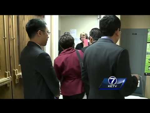 Nebraska Medicine gives exclusive tour of biocontainment unit