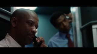Denzel Washington's funny scene (Inside Man)