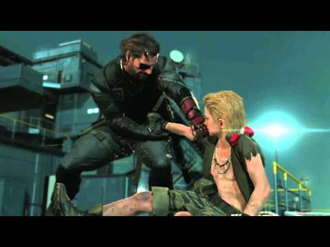 Welcome to Outer Heaven (MGSV Cutscene)