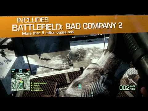 Battlefield Bad Company 2 Ultimate Edition Trailer