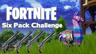 SIX PACK CHALLENGE - Fortnite #91 TGP