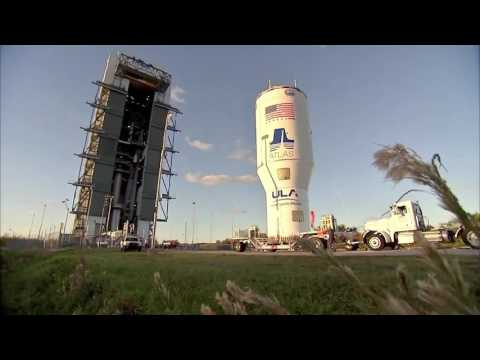 Officials Discuss Pre-launch Status of Next-Gen Weather Satellite