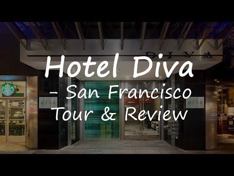 Hotel Diva- Union Sqaure Hotel San Francisco