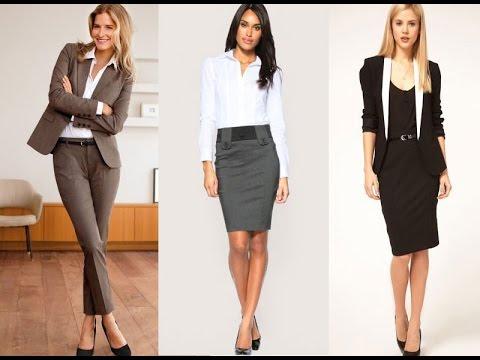 Resultado de imagen para como debe de vestir una abogada