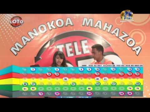 TELE LOTO DU 11 JUIN 2016 BY TV PLUS MADAGASCAR