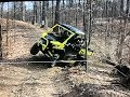 #73 Can Am Defender XMR Trail Review