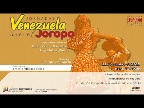 """Jornada """"Venezuela Vive el Joropo"""" (Programa 4)"""