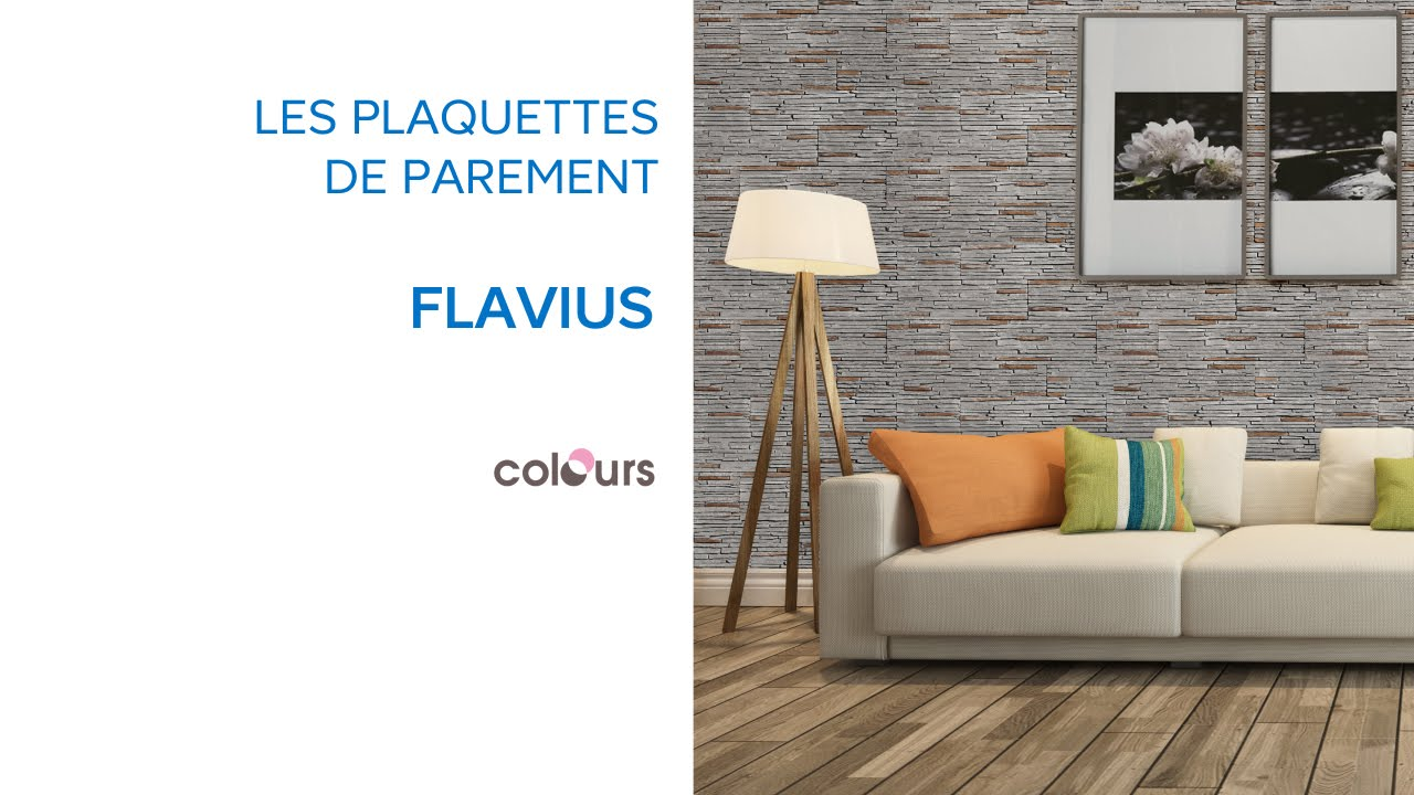 plaquette de parement flavius colours 676389 castorama doovi. Black Bedroom Furniture Sets. Home Design Ideas