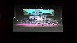 จุฬาฯคทากร - มหาจุฬาลงกรณ์ [2013-08-10] - backstage capture