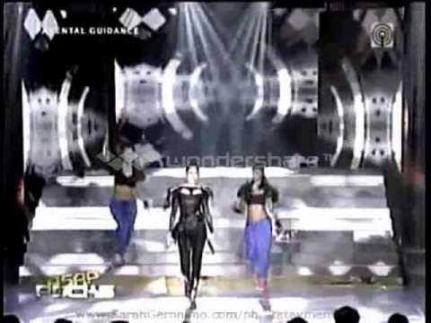 Sarah Geronimo - MAMA2012 Best Asian Artist Philippines (Part 1)