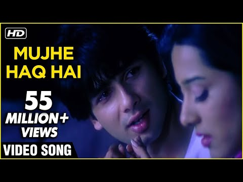 Mujhe Haq Hai - Udit Narayan & Shreya Ghoshal Songs - Ravindra Jain Hit Songs