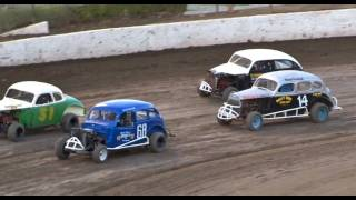 Bakersfield  Vintage Jalopy Racing  -OkieBowl Hard Tops