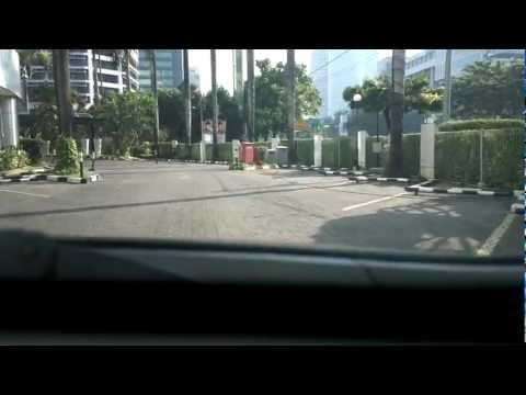 Jakarta's Morning Traffic with Nokia 808 PureView
