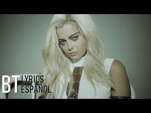 Bebe Rexha - I'm A Mess (Lyrics + Español) Video Official