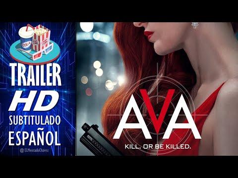 AVA (2020) 🎥 Tráiler Oficial En ESPAÑOL (Subtitulado) LATAM 🎬 Colin Farrell, Película, Acción