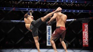 UFC Doo Ho Choi vs. Ilir Latifi Confrontation with the man of power who threw Derrick Lewis!