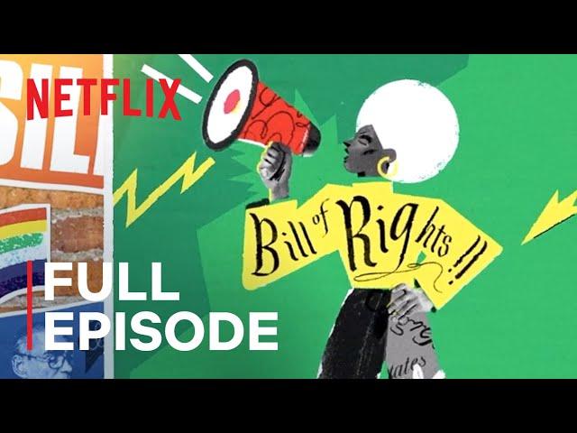 We The People | Full Episode | The Bill of Rights feat. Adam Lambert | Netflix