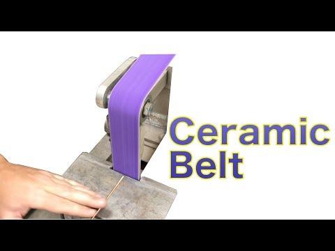 Ceramic 36 Grit Grinding Belt