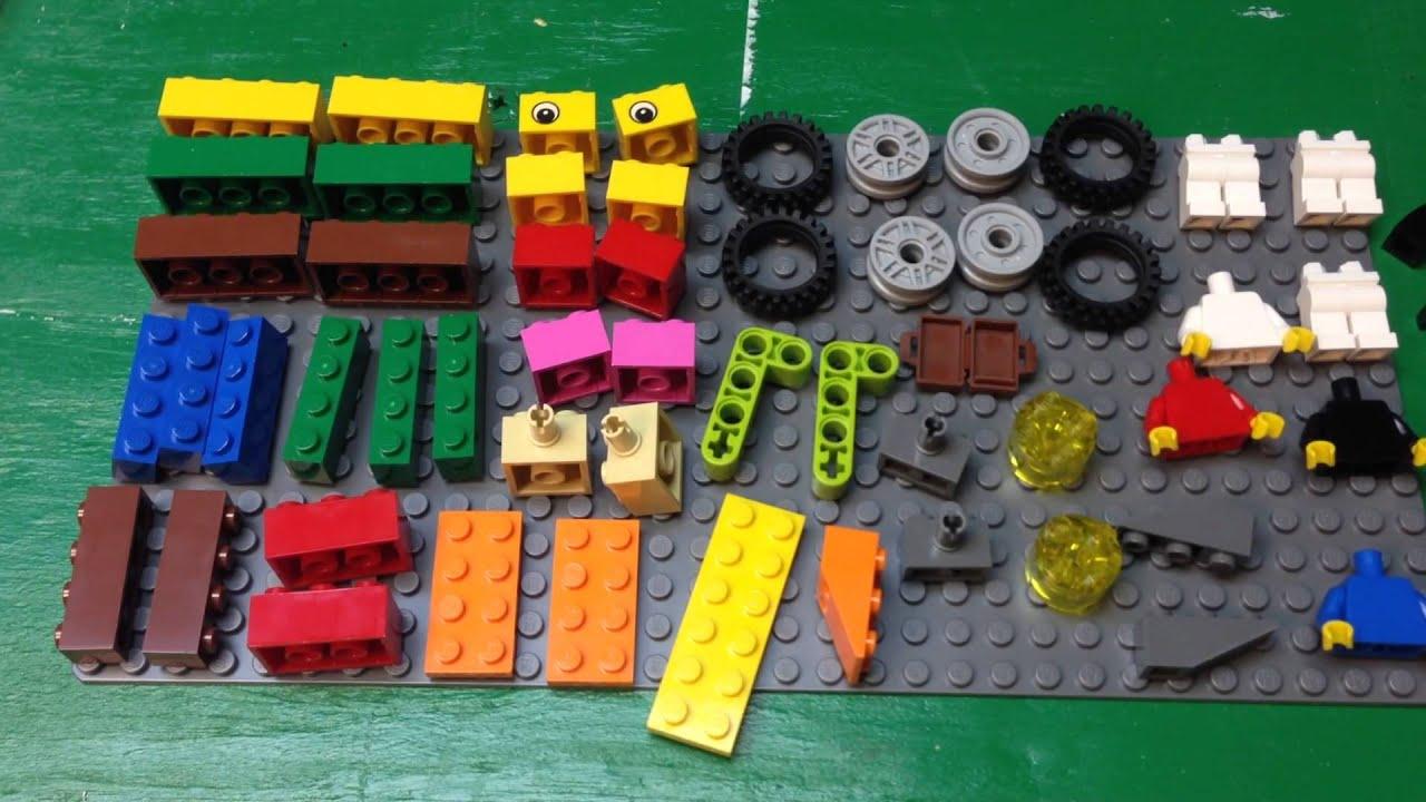 Lego Education 45110 Build To Express Teaching Kit Youtube