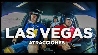 Las mejores atracciones en Las Vegas. Molaviajar