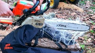 Do Chainsaw Safety Chaps Actually Work?