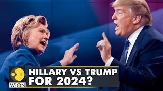 United States   Hillary Clinton: Will never be out of politics   WION English News   Latest News