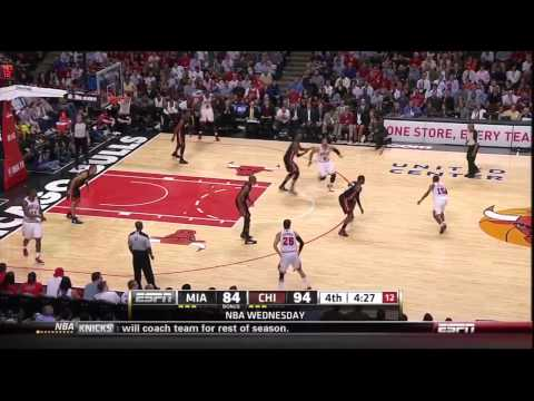 John Lucas III - (24pts) Highlights Big Time vs.Heat [03.14.2012]