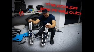 REBUILDING A WRECKED 2018 LAMBORGHINI HURACAN PERFORMANTE SPYDER FROM COPART!!! Part 4