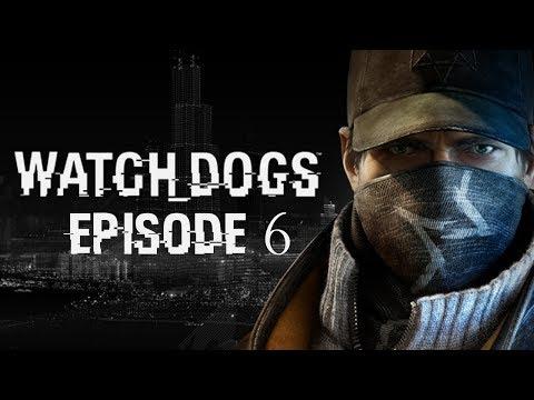 Watch Dogs:Episode 6-Parking Garage Massacre