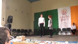 Выступление театра импровизации Чёрный квадрат (02.06.2013) - 00129-132