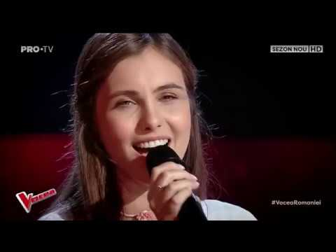 GABRIELA MUNTEANU - Bolnavi Amindoi & Irina Rimes | VOCEA ROMANIEI | 12 Octombrie 2018