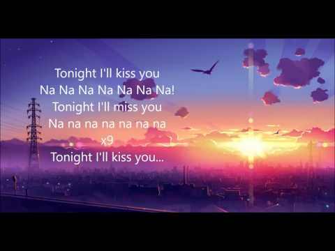 Serebro - Kiss - Lyric Video