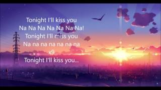 Serebro - Kiss - Lyric Video