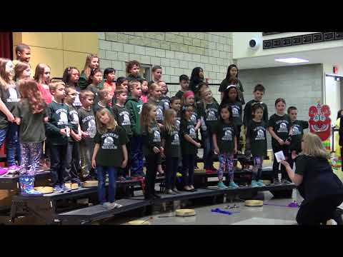 Scouters Mountain Elementary School Choir