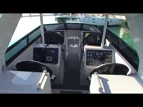 Interceptor 49 by Power Marine & Cantiere Navale Vittoria - ITA