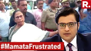 Why Does A Chant Anger Mamata Banerjee The Debate With Arnab Goswami