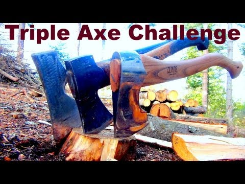 Who Builds The Best Axe? You&39;ll Be Surprised