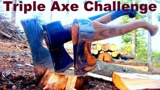 Baixar Who Builds The Best Axe? You'll Be Surprised