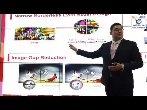 The 2017 LG B2B Display Solutions Revealed