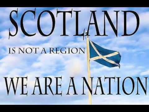 Independent Scotland by Scottish Force feat.db