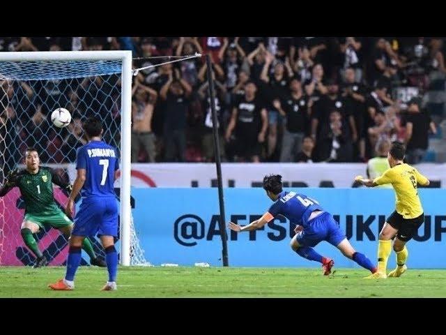 Malaysia beat Thailand on away goals in Suzuki Cup