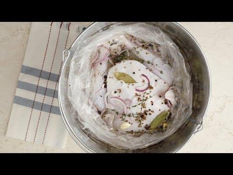 Turkey Brine- Martha Stewart
