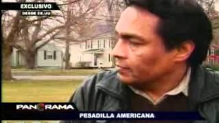 """""""Pesadilla americana"""": Una familia separada en los EE UU"""