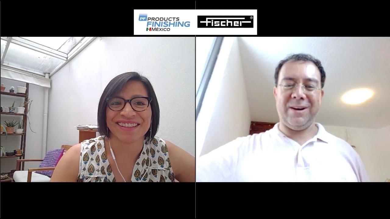 VIDEO: Helmut Fischer sigue atendiendo a sus clientes en México durante la contingencia