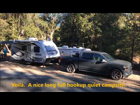 Idyllwild ca rv camping with full hookups