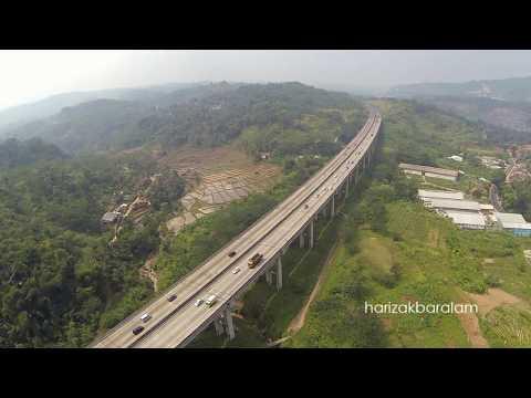 Bandung Drone Perspective DJI Phantom Indonesia