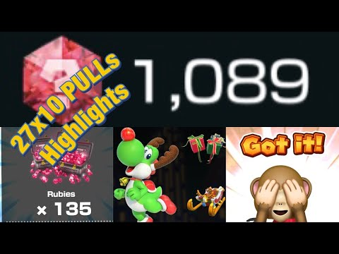 1200 Rubies Pipe Pull Week 1 Spotlight Pauline Live Highlights Mario Kart Tour Holiday