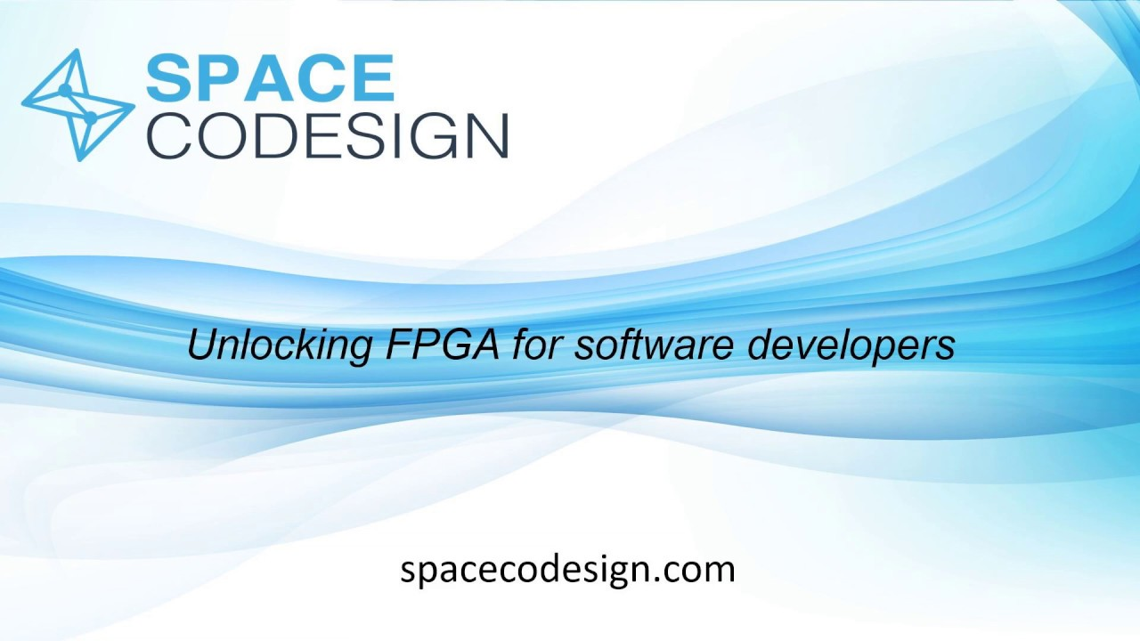 SpaceStudio by Space Codesign Systems Inc  - Accelerate C