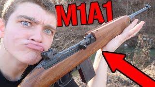 M-1 Carbine (M1A1)